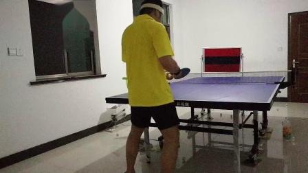 【乒乓球vlog】反弹板20190723