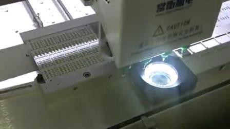 常衡东莞客户CHM-T530P4汽车LED灯贴装