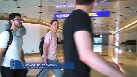 香港国际机场广告参考: Xiaomi