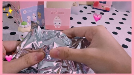 (柠檬酱)拆盲盒之韩国甜芯杯