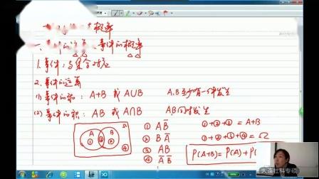 MBA数学试听课——排列组合与概率