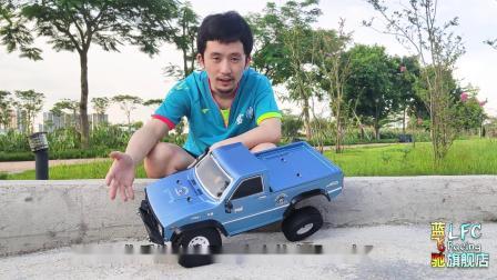 【小冰RC疯】RGT EX86110小测,专业遥控车攀爬模型成人RC