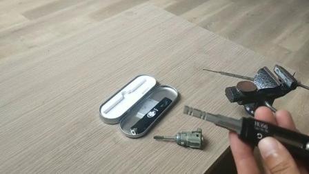 新款HU66退齿工具使用视频