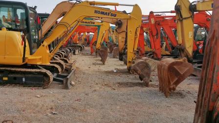 当地的二手小型挖掘机价格 二手小挖机大概什么价格
