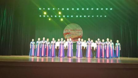 我和我的祖国  共筑中国梦   演唱  宜城市代表队
