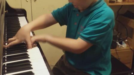 熊浩哲《第三钢琴奏鸣曲》卡巴涅夫斯基