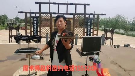 魔术师赵豹江凯宁婚庆