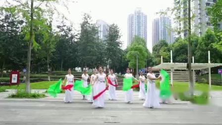 舞蹈 幸福中国一起走