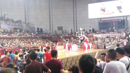 中喀国际男篮对抗赛(2)