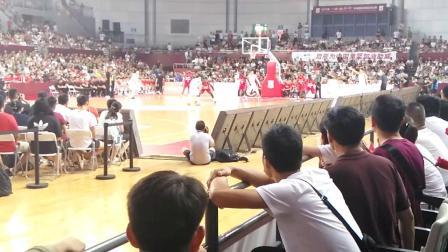 中喀国际男篮对抗赛(6)