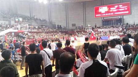 中喀国际男篮对抗赛(3)