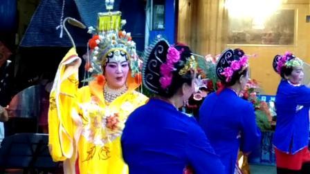 妈祖颂--妈祖钦海鲜开业 表演:妈祖钦等 演唱:美红