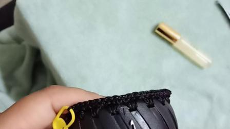中性一脚蹬男女凉鞋(1)霞霞钩鞋工作室