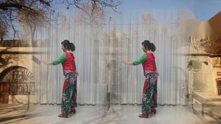 春梅广场舞(在延安)