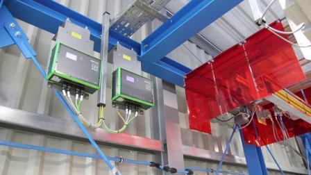 电动单轨系统(EMS)-- 汽车装备自动化流水线