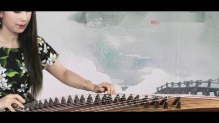 古筝演绎《永远同在》,宫崎骏的童话梦永不落幕