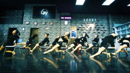 性感与力量融合的超美爵士舞《So high》黄石欧优舞蹈流行馆