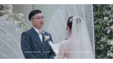 [耀视觉作品]2019.06.29 L+H 婚礼集锦   喜印王子哈西店