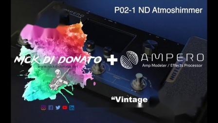Hotone Ampero Vintage & Pop 音色试听