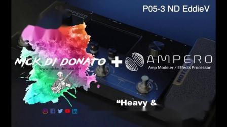 Hotone Ampero Heavy & Rock 音色试听