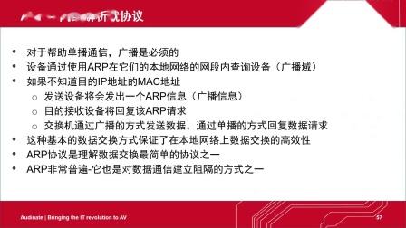 06-Dante 3级认证培训-ARP 地址解析协议