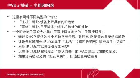 09-Dante 3级认证培训-IP子网
