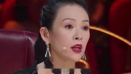 《我就是演员》章子怡怒怼赵丽颖,除了拍电视剧你还会干什么!