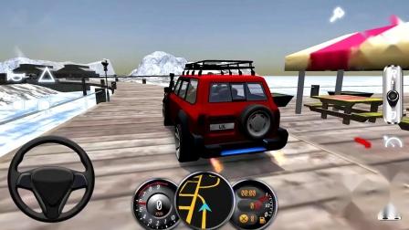 驾驶学校0176雪山安卓游戏