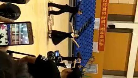 联谊会上平四·快四步展示/裴庆丰张婧燕