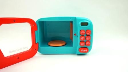 玩具冰激凌玩多哈冰棒学习颜色和水果医生训练玩具器具儿童乐趣