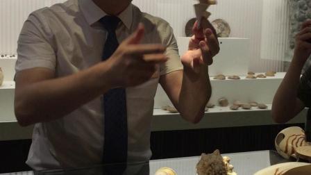 青岛贝壳博物馆 抖音播放量超过一亿欢 学数学知识