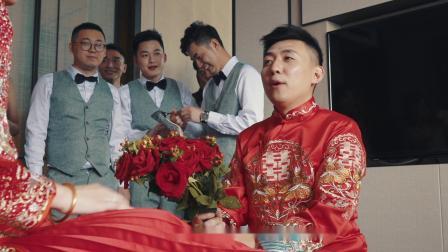 婚礼电影《念念不忘,必有回想》