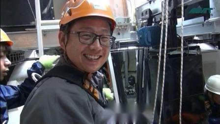 ASAT风电救援----逃生器和担架配合使用