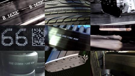在轮胎上做标识MathewsMarking_Tires