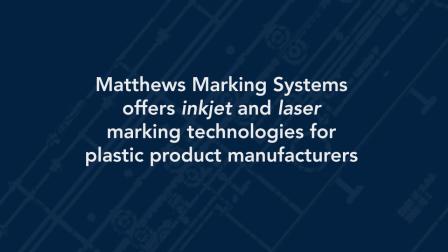 在塑料上做标识Marking and Coding on Plastics