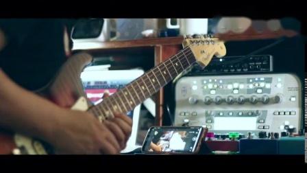 电吉他独奏«雨一直下»