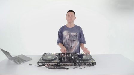 先锋 DJ 新推出 DDJ-1000SRT,demo来一小段