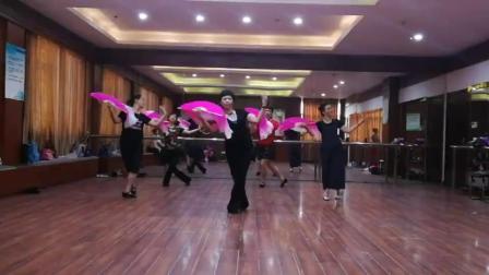 海洋秧歌团队表演版