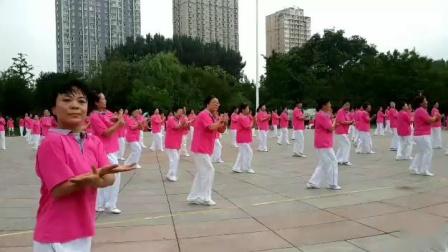 鞍山市铁西区全民健身日系列活动启动仪式