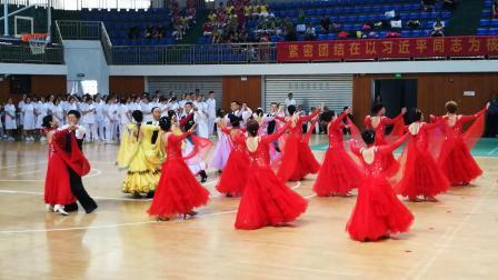 全民健身日团体标准舞