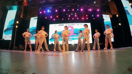 义乌街舞KOS暑期九周年8.爵士基础班《bang bang》