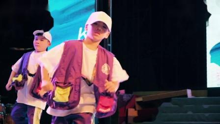 义乌街舞KOS暑期九周年12.爵士进阶班《body party》