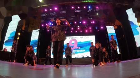 义乌街舞KOS暑期九周年18.hiphop进阶班《steper crip》