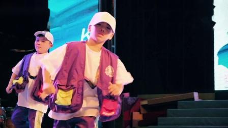 义乌街舞KOS暑期九周年19.嘉宾罐头TALK BOX表演《baby girl》