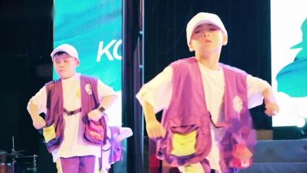 义乌街舞KOS暑期九周年23.爵士基础班《TAKI TAKI》