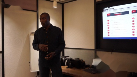 Teranga Valley - Entrepreneurship: Dean Alibaba employee China Rwanda (Africa)