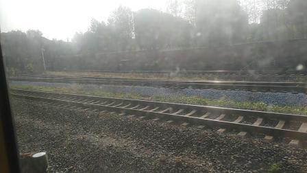 k1157到达马鞍山站。