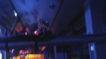 体验一波南京东山公交废弃售票员专座(717路,原707雨油段)