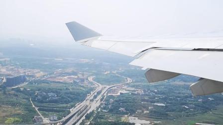 南航CZ3141于8月12日从长沙黄花机场起飞