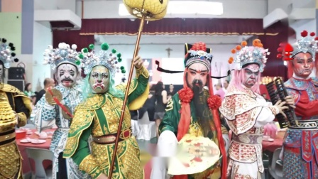 Penang Ghost King 6th Annual Dinner 2019  槟城鬼王第6届庆中元晚会2019